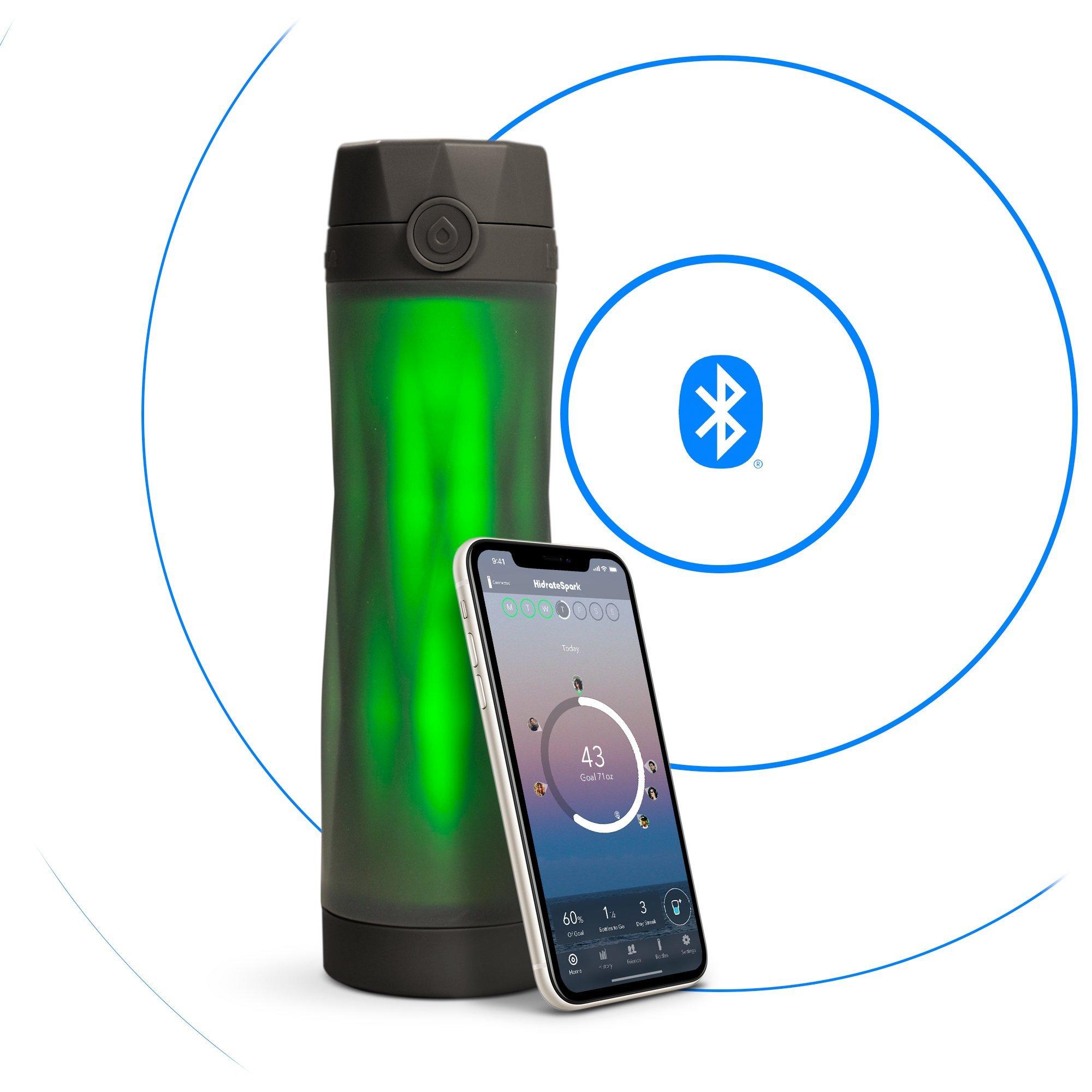 HidrateSpark 3 - Smarte Wasserflasche 592ml