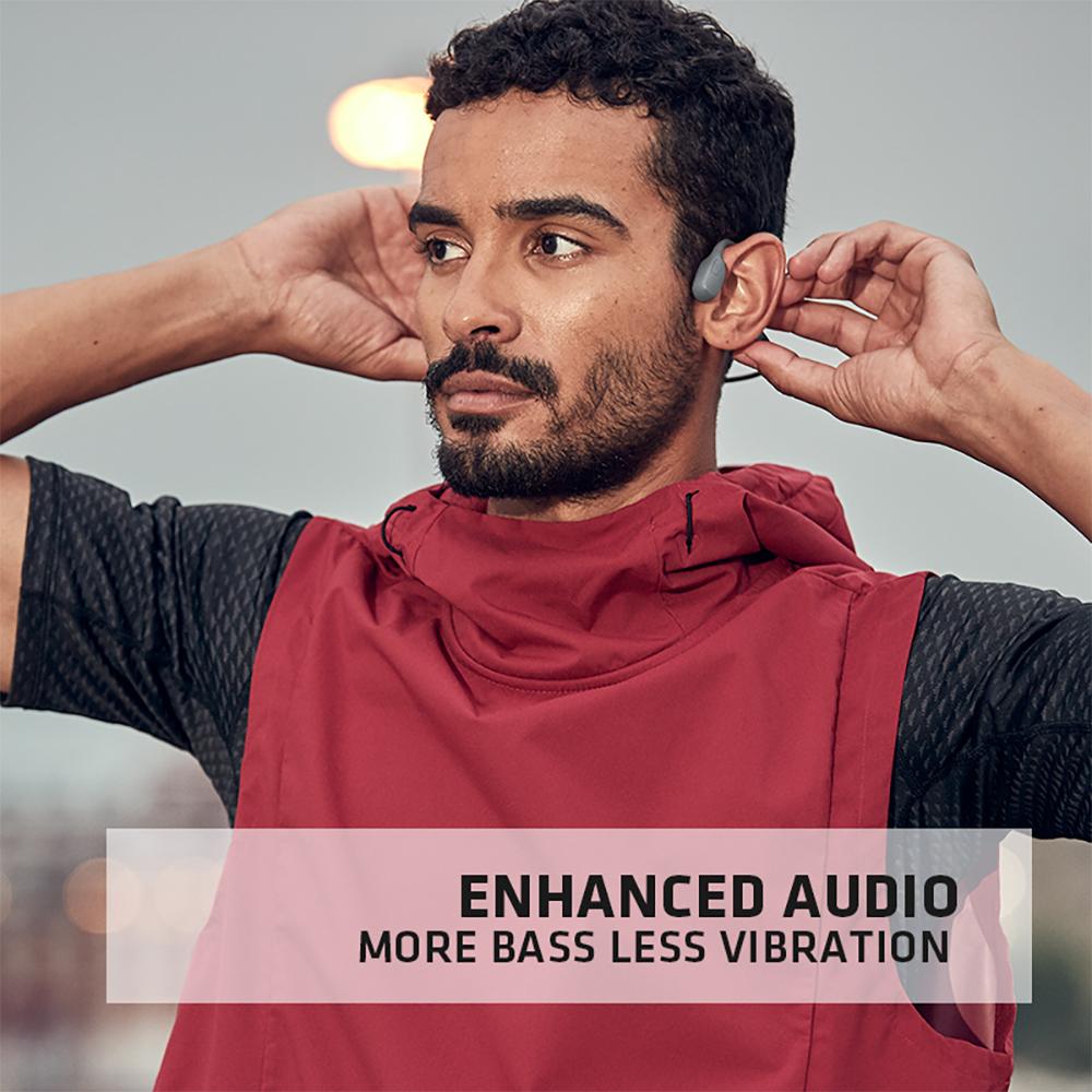 Aftershokz Aeropex Bluetooth Kopfhörer mit Mikrofon