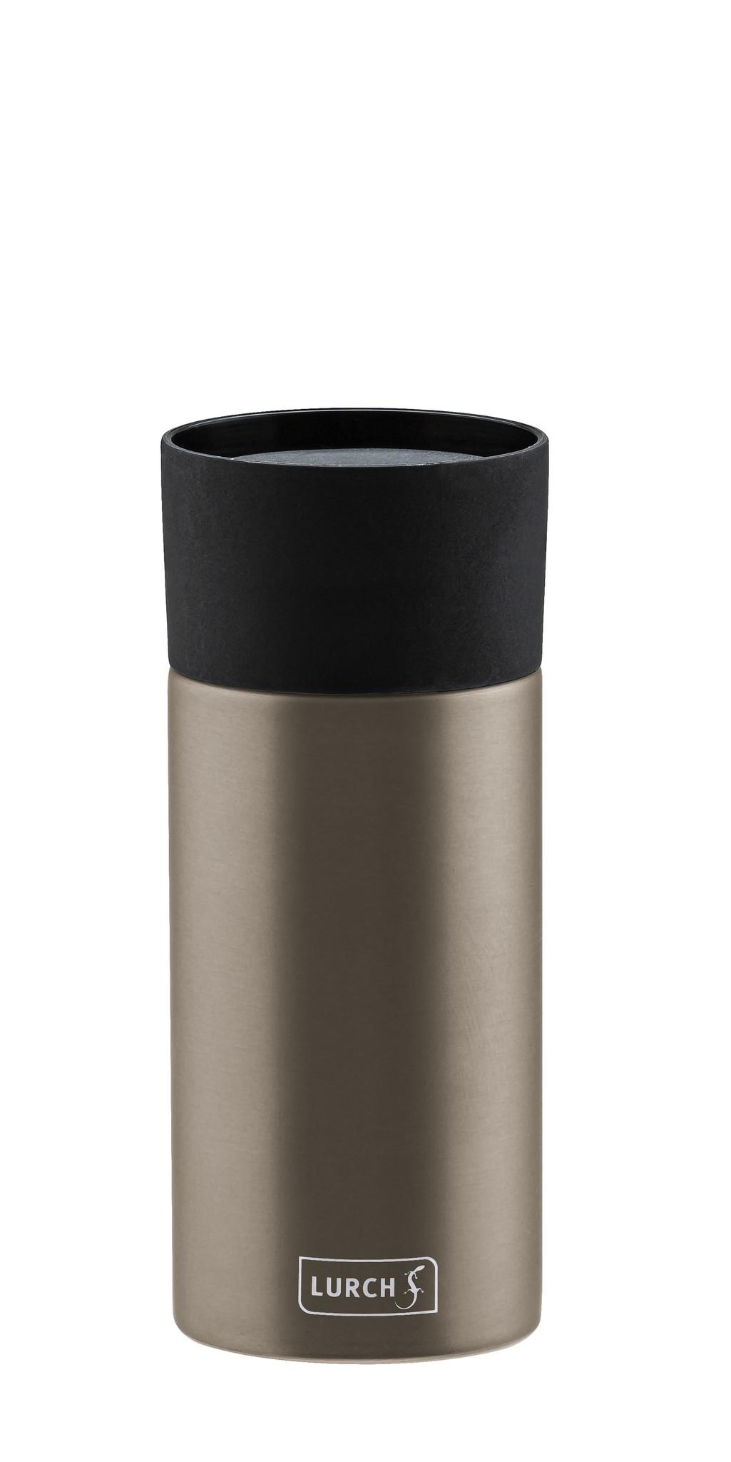 Isolier-Flasche Edelstahl