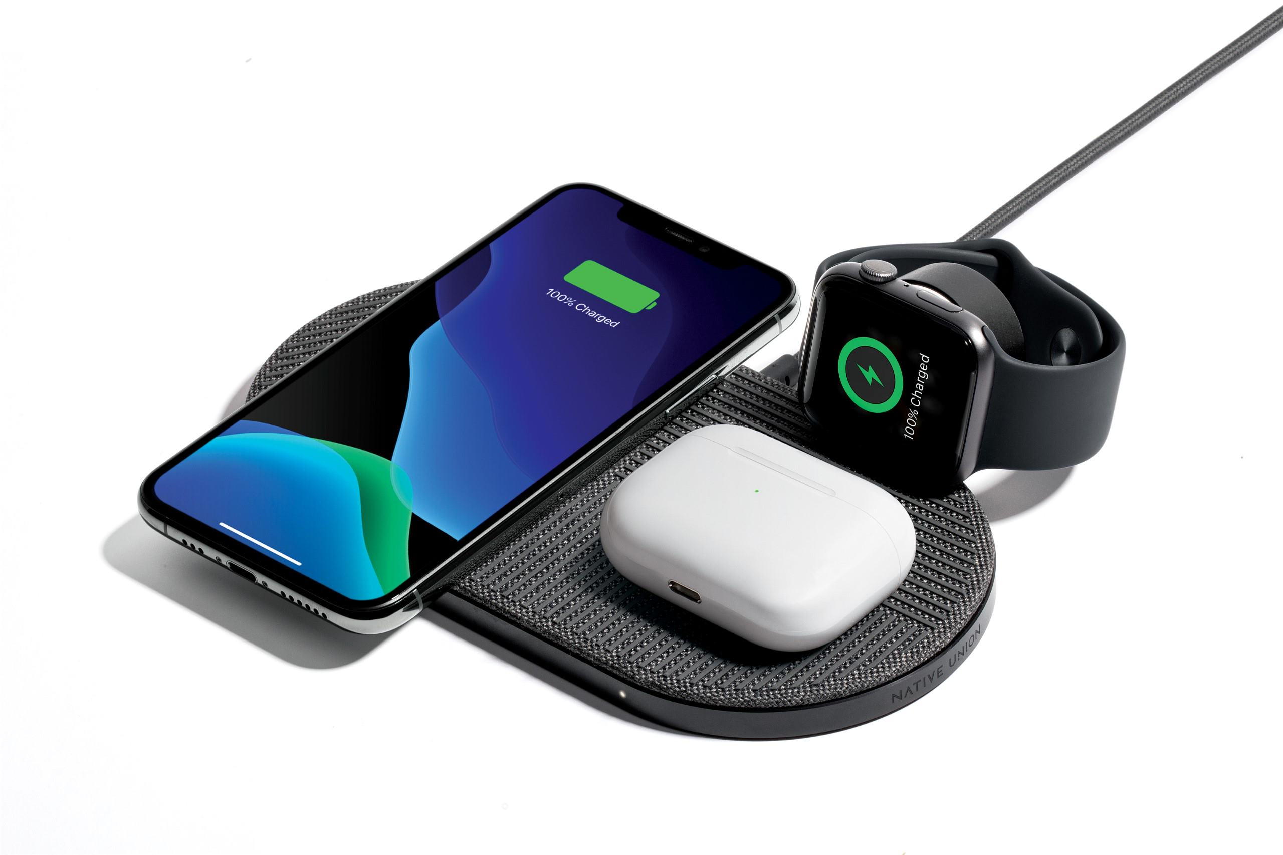 Native Union Drop XL Wireless Charger Watch