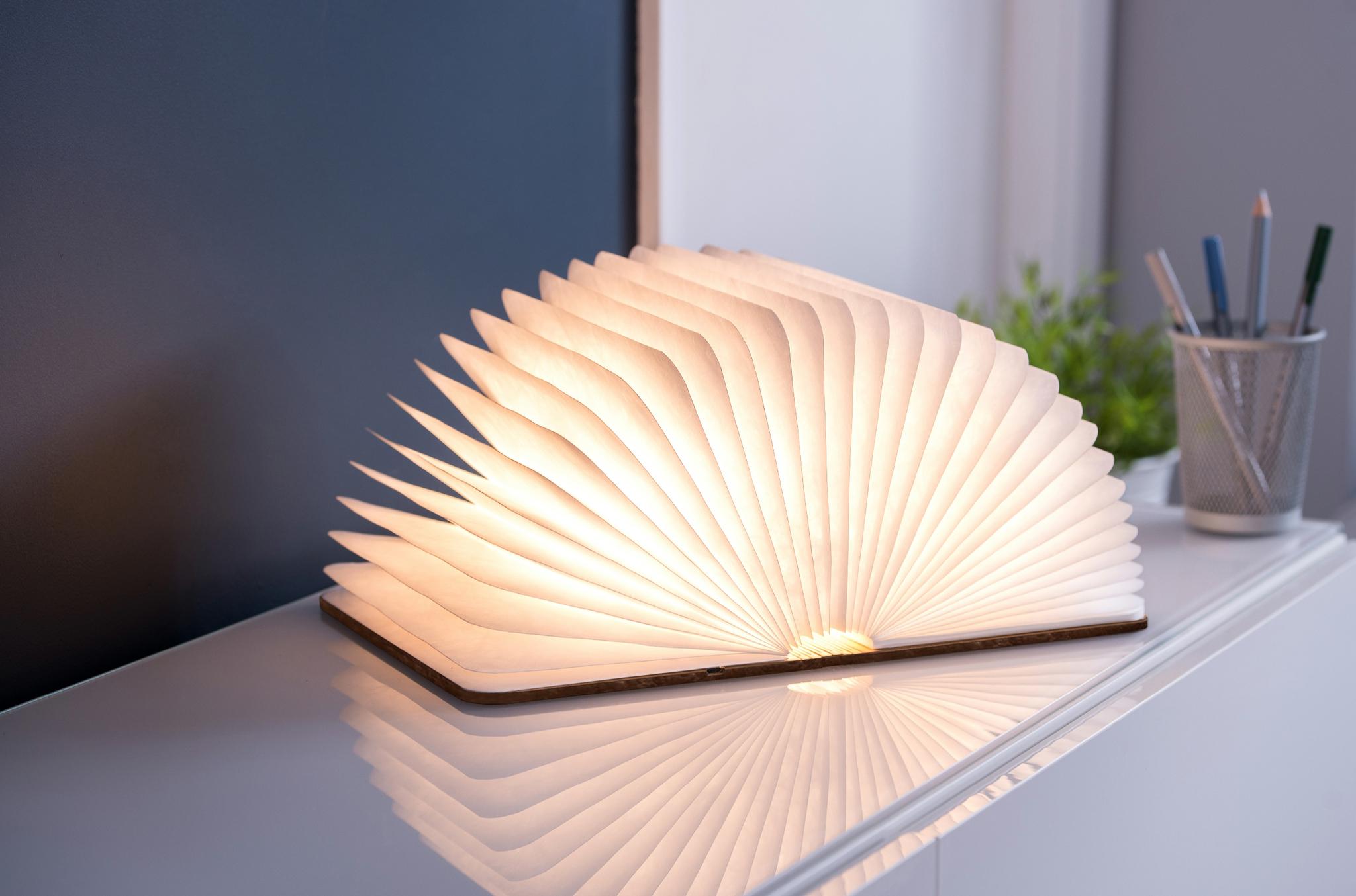 Smart Book Light – Stimmungslicht
