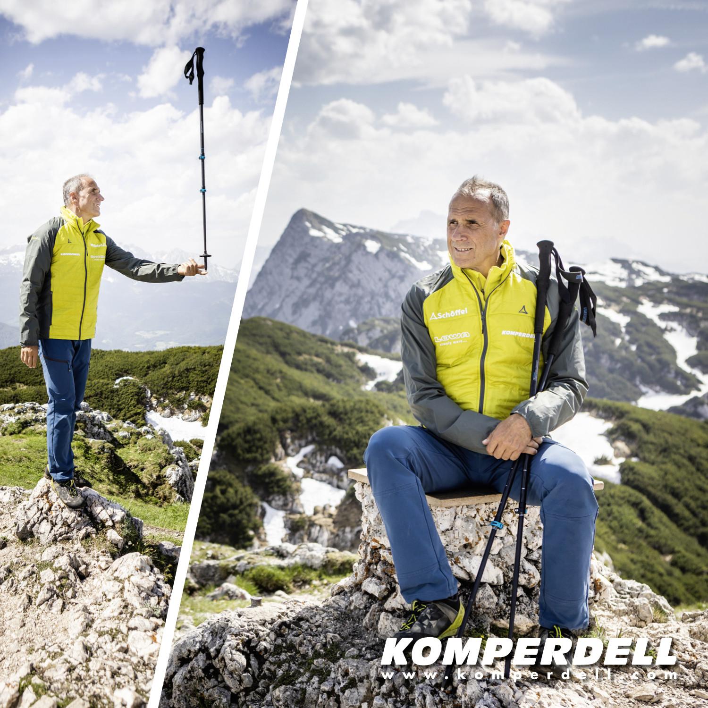 Trekkingstöcke C3 Carbon Pro