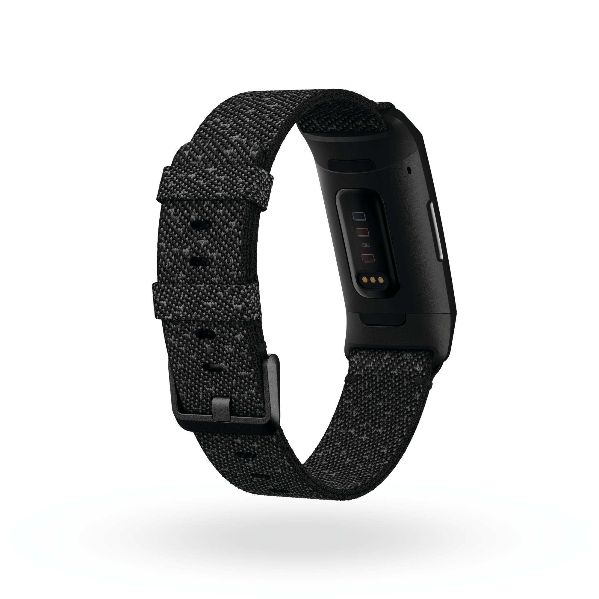 Fitbit Charge 4 Special Edition  - Black/Granite Reflective Woven