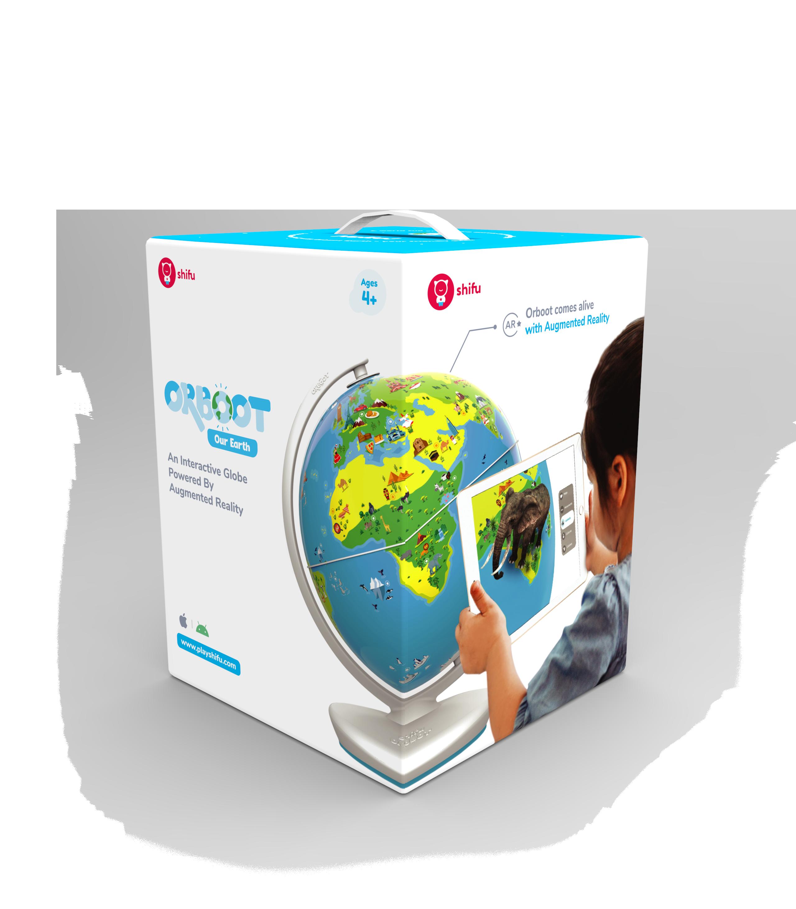 PlayShifu Orboot Earth