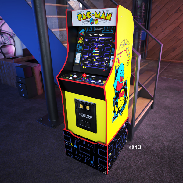 Arcade1Up Bandai Namco Legacy Edition avec support